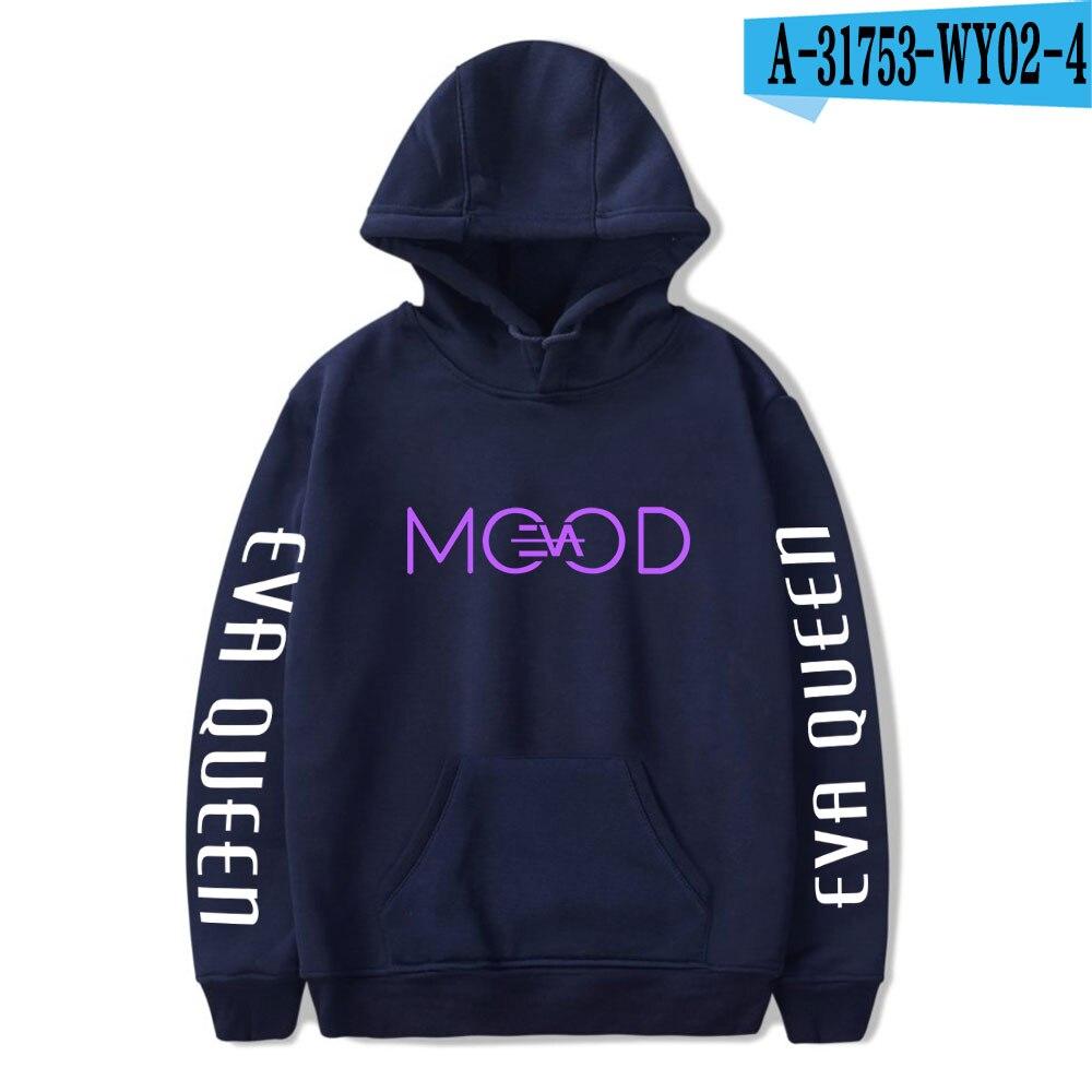2020 Eva Queen Hoodies Men Casual Streetwear Sweatshirt Sudadera Hombre Eva Queen Hoodie For Men/Women 18