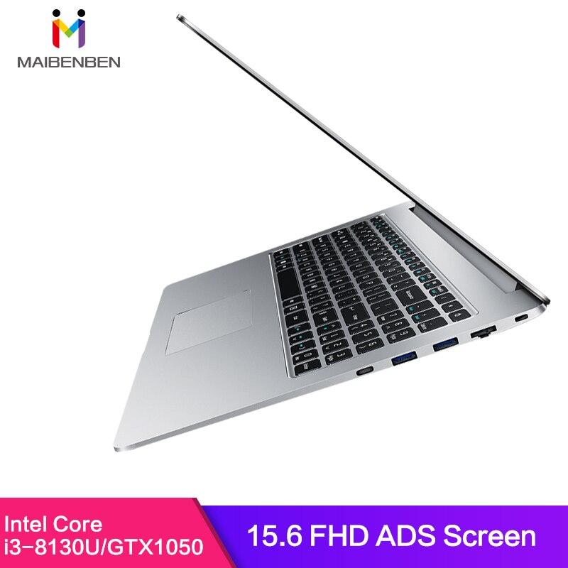 MaiBenBen DaMai 6 For Gaming Laptop I3-8130U+GTX1050 /Dos/15.6