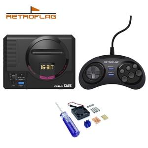 Image 1 - Retroflag MEGAPi Case for Raspberry Pi 3 B Plus (3B+) / 3B / 2B Classic USB Wired Controller for Raspberry Pi, Windows, Switch