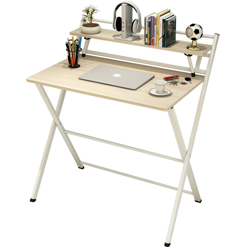 Simple Small Folding Desk Learning Writing Desk Simple Modern Home Desk Bedroom Desktop Computer Desk