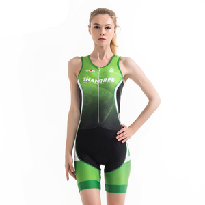 Running Bike Sports Set Pro Team Triathlon Suit Women's Cycling Jersey Skinsuit Jumpsuit Cycling Clothing