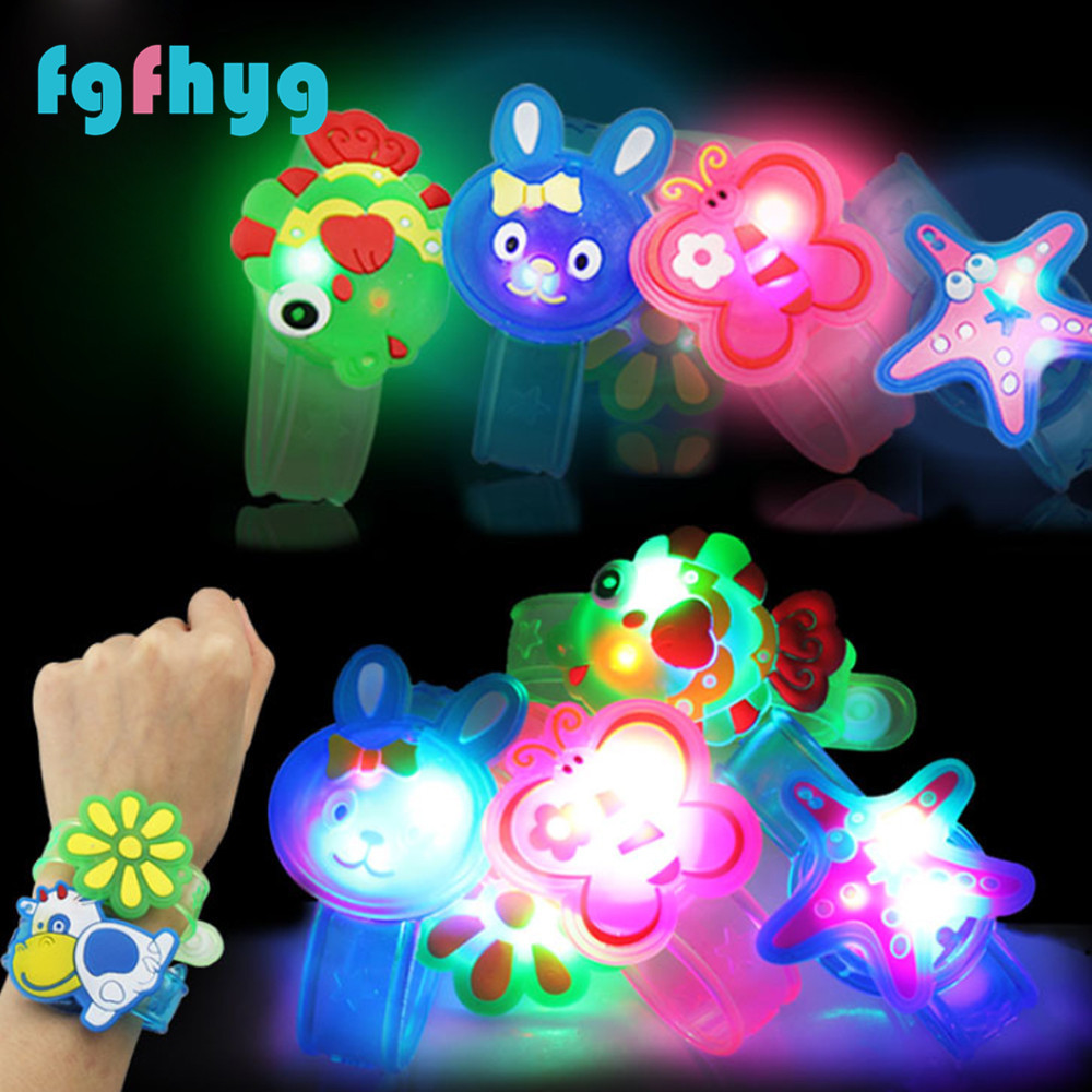 Toys For Kids 2019Top Hot Light Flash Toys Wrist Hand Take Dance Party Dinner Party Des Jouets Juguetes De Los Ninos