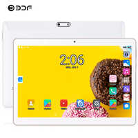 BDF 2020 Tablet 10 Inch Android 7.0 Tablets Pc 3G Phone Tablet SIM Card 1GB/32GB Quad Core 1280*800 IPS WiFi Pc Tablet Android