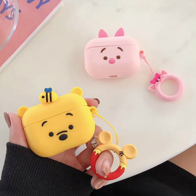 3D Cute Cartoon Cases for Airpods Pro 3