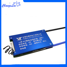 16S 48V BMS Lifepo4 pil koruma levhası Balanece su geçirmez Tempo kontrol DIY Gadget cep dengeleyici aksesuarları Ebike için