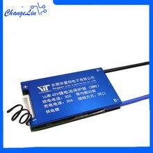 Placa de protección de batería Lifepo4 16S 48V BMS, Gadget de Control de ritmo a prueba de agua, balancín de celular para bricolaje, accesorios para bicicleta eléctrica