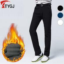 2020 Новинка Осень Зима гольф спортивная одежда мужские утолщенные