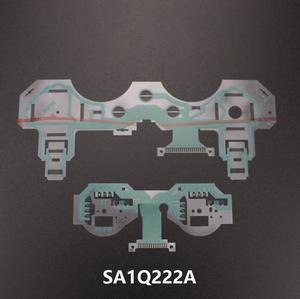 Image 5 - TingDong 2PCS Tasten Band Platine für Dualshock 3 PS3 Controller SA1Q160A SA1Q159A Leitfähigen Film Tastatur Flex Kabel