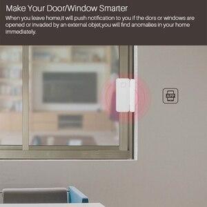 Image 5 - Ewelink sensor de porta aberta/fechada, detectores de porta com o outro interruptor inteligente wifi no aplicativo