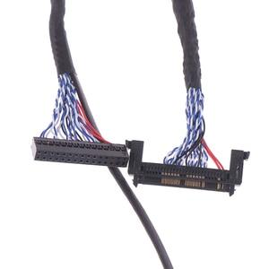 Image 3 - FIR E51PIN LVDS kablo 2 Ch 8 bit 51 Pins 51pin çift 8 LVDS kablo LCD Panel