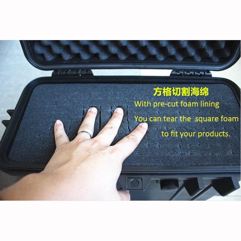 Įrankių dėklas, įrankių dėžės lagaminas, atsparus smūgiams, - Įrankių laikymas - Nuotrauka 5
