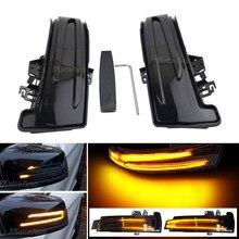 Dinámica intermitente luz LED de intermitente indicador para Mercedes-Benz W204 W246 W218 W176 C117 X204 A, B, C, la CIA CLS GLA GLK clase