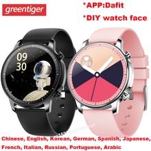 V23 kobiety inteligentny zegarek DIY zegarek twarz Smartwatch kobiety wodoodporny zegarek żeński pełny ekran dotykowy inteligentna bransoletka VS KW10 SG2.
