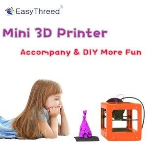 Image 3 - Easythreed fdmミニ3Dプリンタナノdrukarka impresora安いimprimante stampante impressora小さな