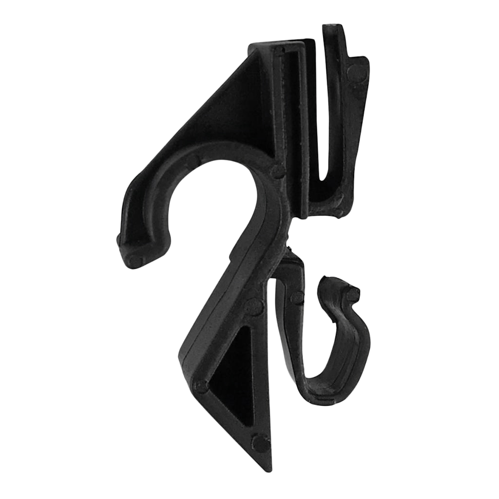 Prateleira de bloqueio clipes prateleiras de plástico rack de bloqueio para fiat grande punto