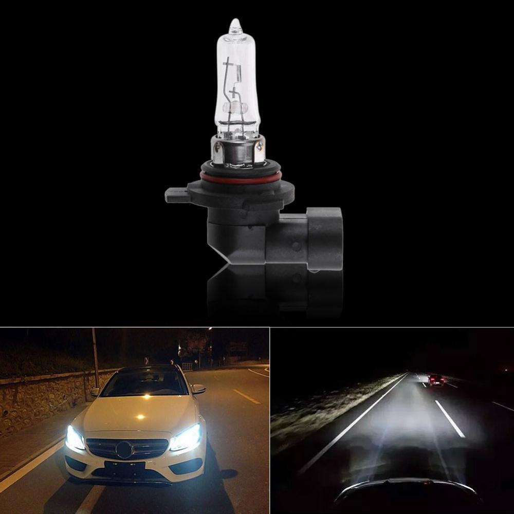 9012 HIR2 автомобиля галогеновая лампочка 12В 55 Вт 4300 К ксенон чистый белый авто-Стайлинг высокого качества Высокий/Низкий фары дальнего света л...