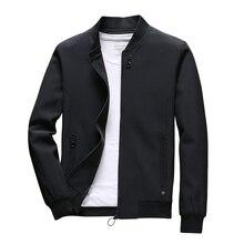 COMLION Mens Lente Jassen Effen Kleur Casual Jack Mannen Hot Koop Jacket Jaqueta Masculina Aziatische Size Slim Fit c34