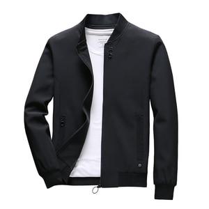 Image 1 - COMLION Mens ฤดูใบไม้ผลิแจ็คเก็ตและเสื้อโค้ทสีทึบเสื้อลำลองผู้ชายขายร้อนแจ็คเก็ต Jaqueta Masculina เอเชียขนาด SLIM FIT c34