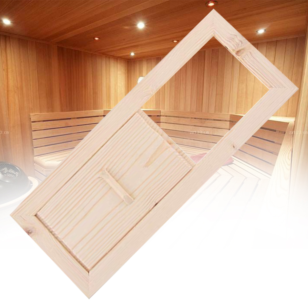 Steam Room Adjustable Sauna Air Vent Easy Install Summer Bath Grille Ventilation Home Bathroom Smooth Accessories Shutter Window