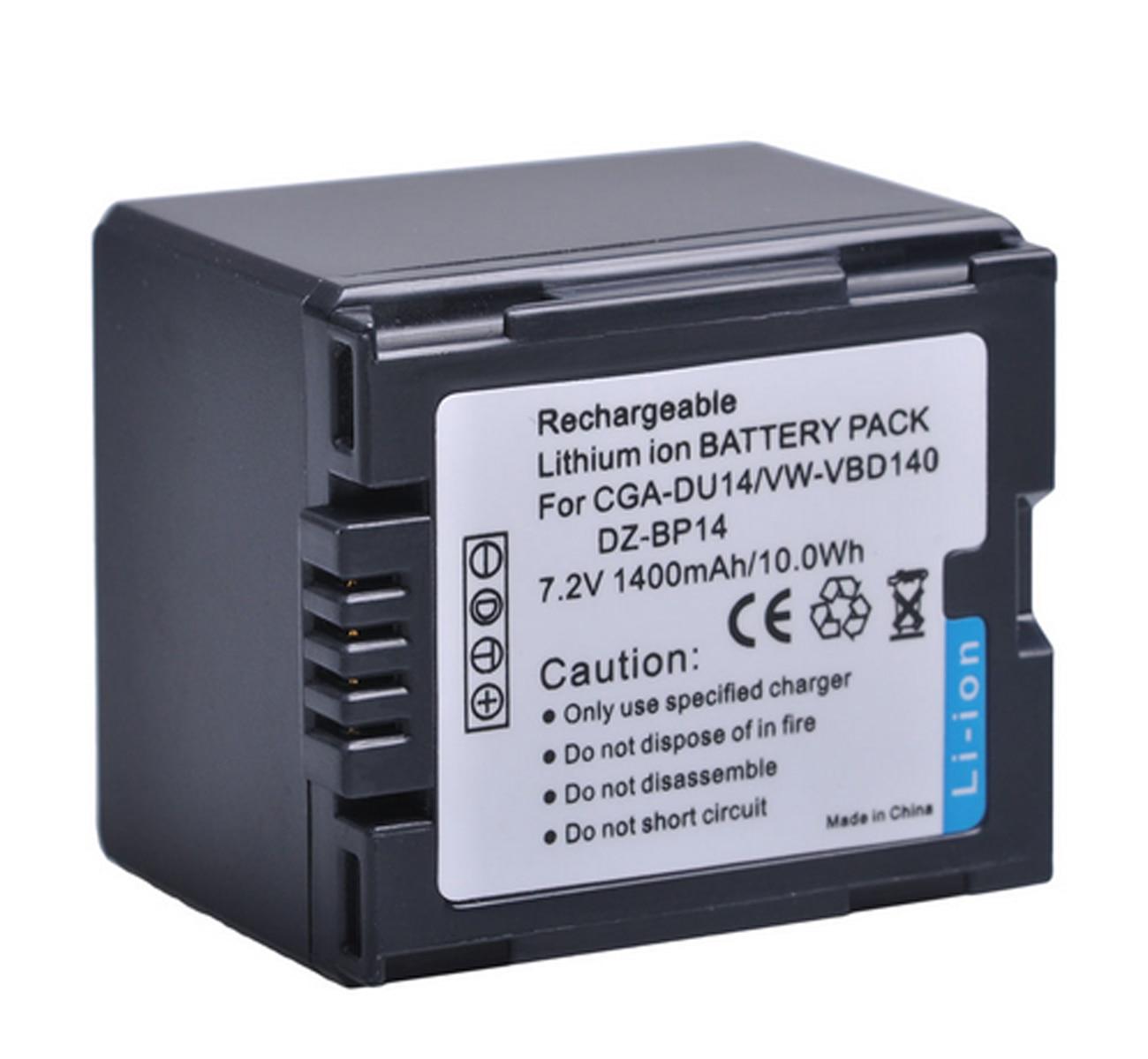 VDR-D400 Camcorder VDR-D310 LCD USB Battery Charger for Panasonic VDR-D250 VDR-D300