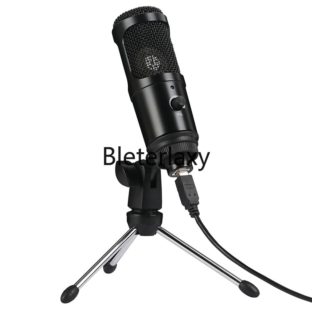USB Condenser Microphone for Mac laptop and Computers for Recording Streaming Twitch Voice overs Podcasting for Youtube Skype image