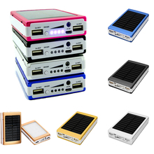 Case Phone-Charger-Flashlight Power-Bank Dual-Usb-Kit Portable Pover 5x18650 Diy-Box