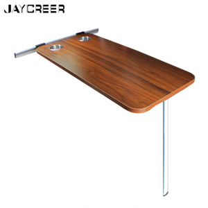 JayCreer Foldable RV Table Desk With Attachments Mount For Boat,Marine ,RV,Home ...