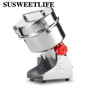 2000g Electric Grain Grinder Machine High Speed Swing Type 4100W Mill Powder Machine for Grinding Various Grains Spice Herb цена 2017