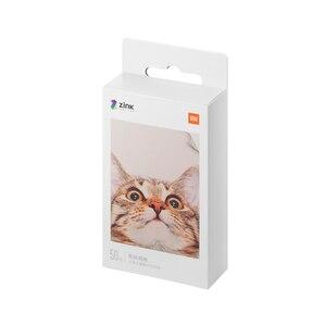 Image 3 - Xiaomi mijia AR Printer 300dpi Portable Photo Mini Pocket With DIY Share 500mAh picture printer pocket printer work with mijia