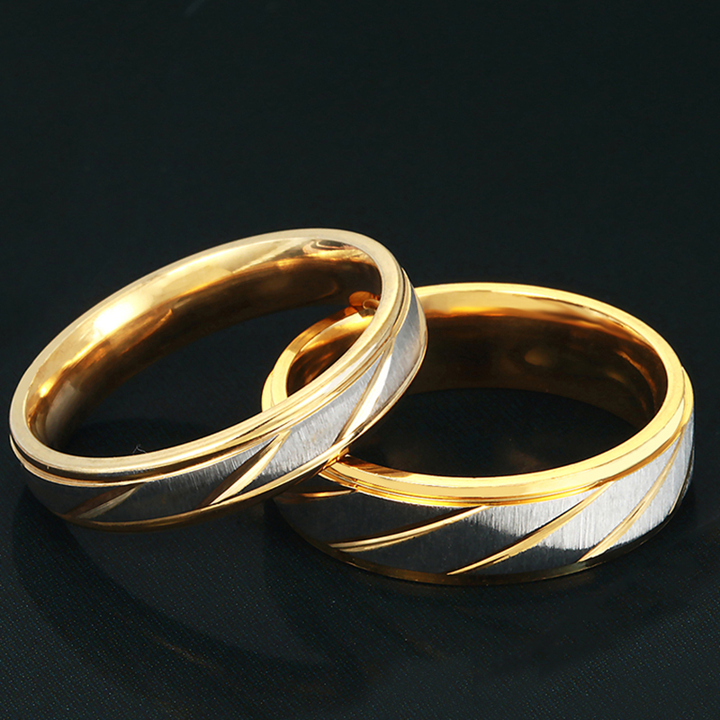 Lovers Couple Rings