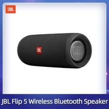 JBL rabat 5 sans fil Bluetooth petit haut-parleur Portable musique Audio IPX7 étanche basse canal kaléidoscope Flip5