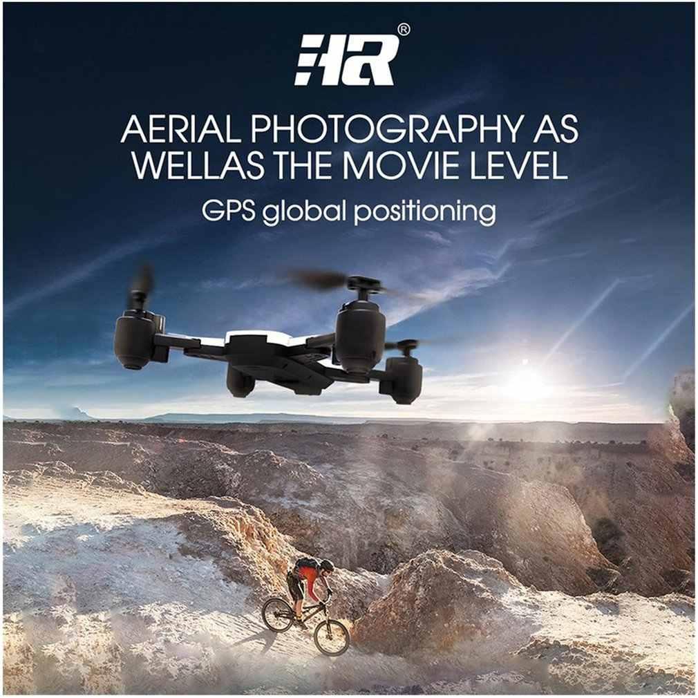 Nuevo SHRC H1G RC Drone Quadcopter 1080P 5G WiFi FPV GPS seguir modo plegable 25 minutos de vuelo tiempo RC Drone Quadcopter
