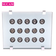 Инфракрасная система видеонаблюдения 15 шт инфракрасная лампа