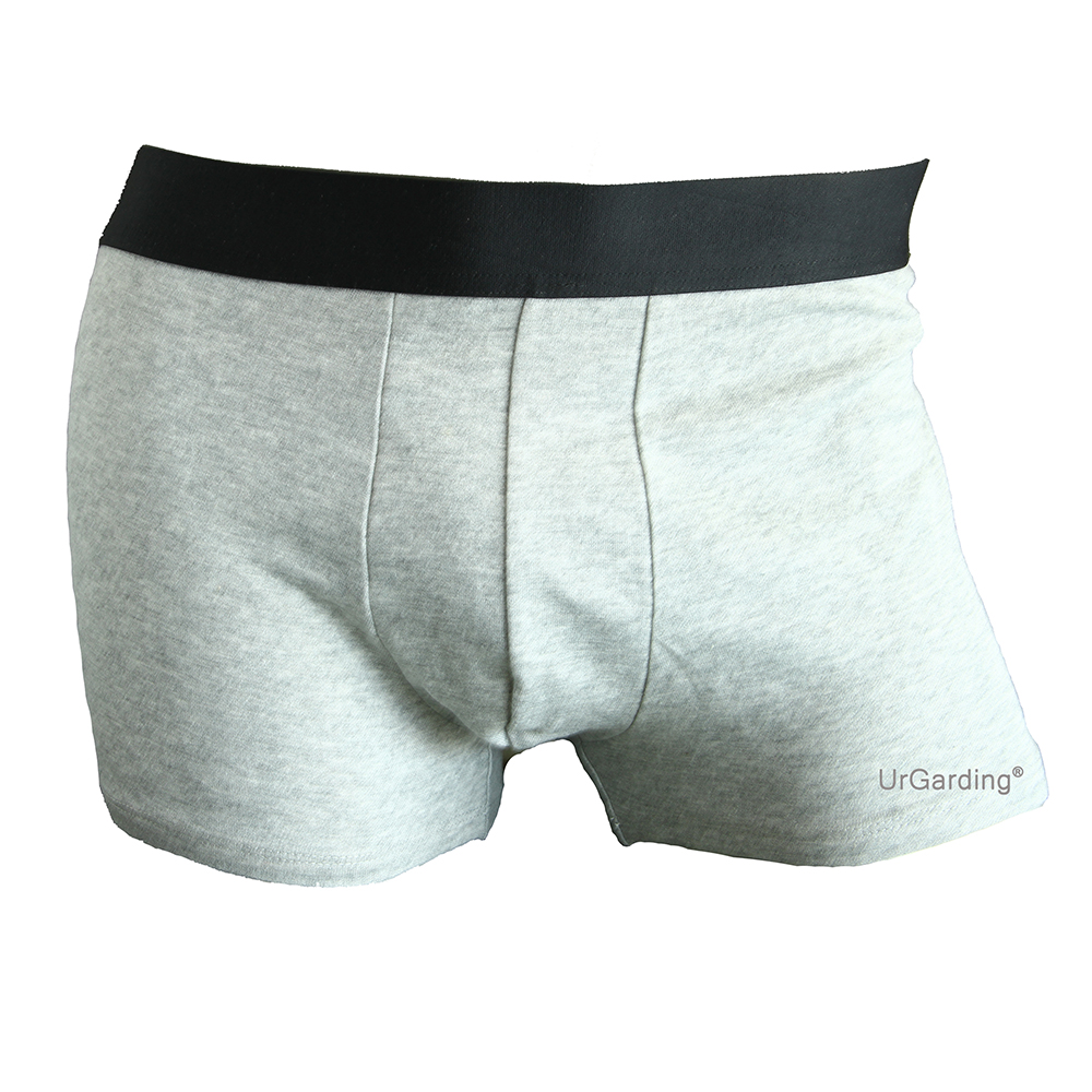 UrGarding EMF Shielding Men's Underwear/color grey