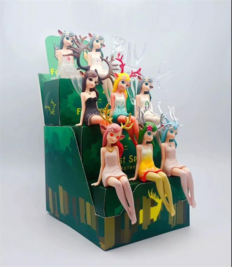 Forest Spirit Dorothy Action Figure Blind Box Birthday Gift Boy Girl Toy