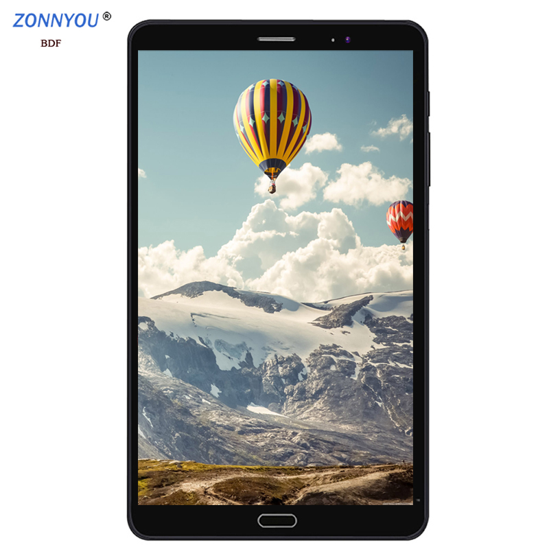 New System 8 Inch Tablet PC Android 8.0 Octa Core 3G 4G Phone Call 4GB/64GB Mobile Tablet Dual SIM WiFi 1920*1200 IPS Screen PC