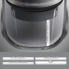 Für Land Rover Discovery 3 4 2 Freelander Evoque Velar Supercharged Autogiography SVR Auto Zubehör Auto Motorhaube Aufkleber