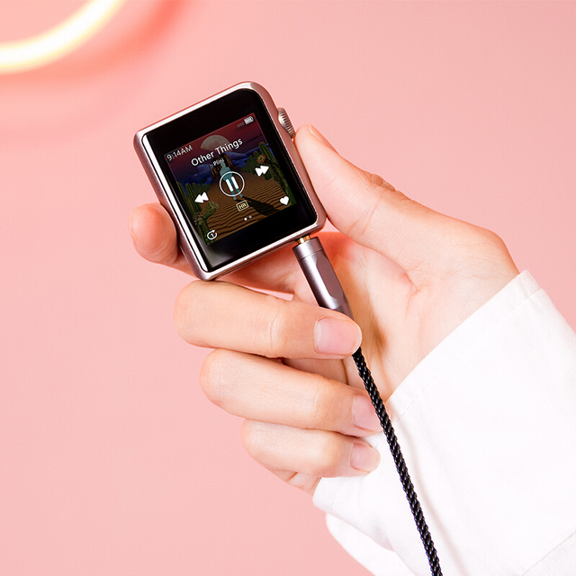 Shanling M0 Hi-Res Portable Music player Bluetooth Touch Screen 5