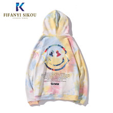 Autumn Winter Women Hoodies Fashion Print Sweatshirt Hip hop Hoodie Female Loose Plus Size Pullover Couples Hooded Sweatshirts(China)