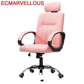 Fotel Biurowy Sessel De Bureau Ordinateur Oficina Stoelen Chaise Furniture Escritorio Cadeira Gamer Silla Gaming Office Chair