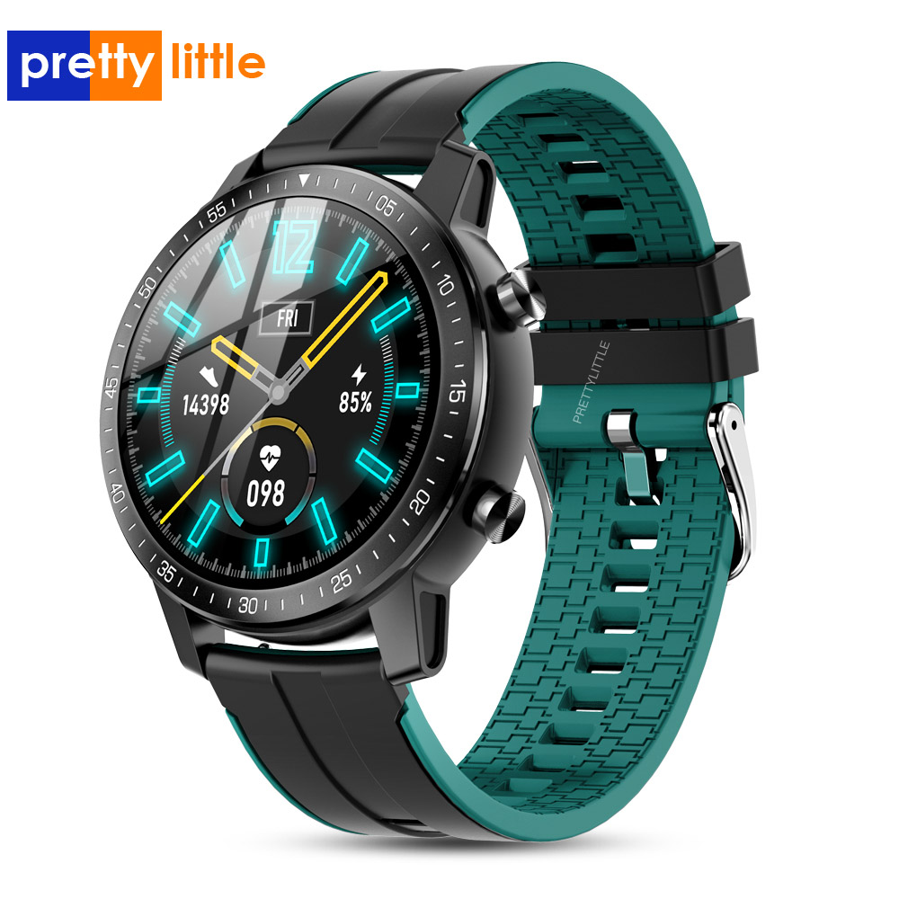 2020 Sports Smart Watch Men Custom Watch Face Full Touch Screen IP68 Waterproof Smartwatch For Android IOS Phone Fitness Tracker