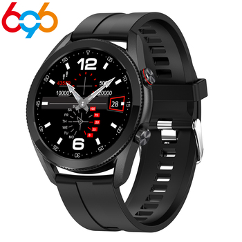 L19 Smart Watch Men Bluetooth Call IP68 Waterproof ECG PPG Heart Rate Blood Pressure Monitor Alarm Clock SmartWatch PK L8 L13 - discount item  49% OFF Smart Electronics