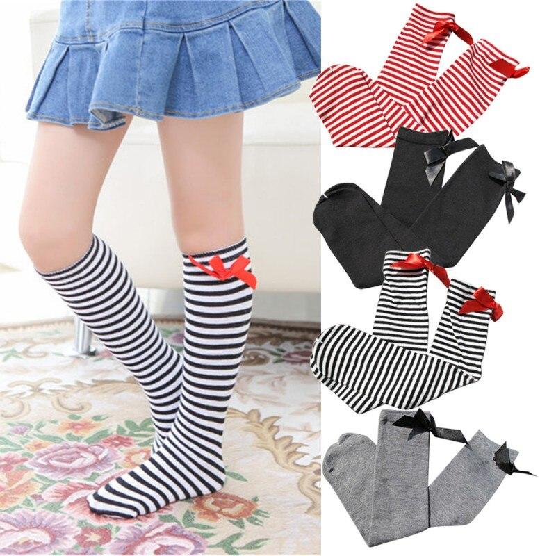 Baby Kid Girl Toddler Leg knees Warmer Protector Socks Tights Leggings Stockings