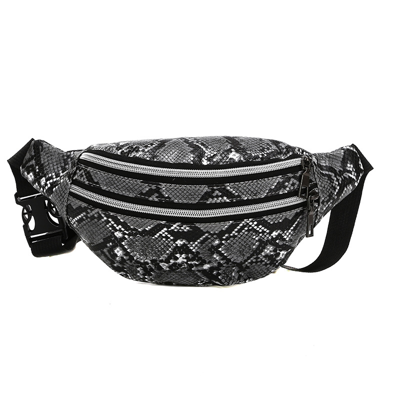 Waist Bag Female Belt New Brand Fashion Waterproof Chest Handbag Unisex Fanny Pack Ladies Waist Pack Belly Bags Purse Belt Bag