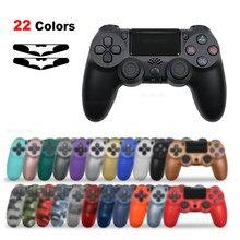 Apoyo Bluetooth Joystick para PS4 controlador de Mando ps4 consola para PS4 Gamepad para PS3 PC