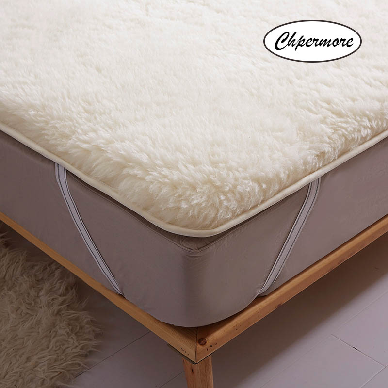 Image 4 - Chpermore High end luxury wool Mattresses Foldable Thick warm Tatami For Family Bedspreads King Queen Twin Full SizeMattresses   - AliExpress