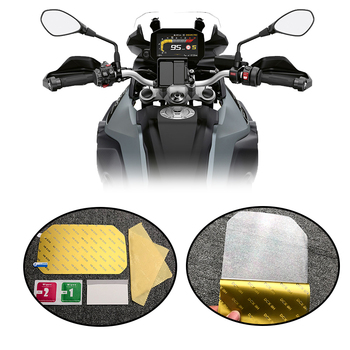 R1200GS R1250GS Cluster Scratch Protection Film Screen Protector For BMW R 1200 GS LC Adv 2018 2019 motorbike Adventure F850GS image