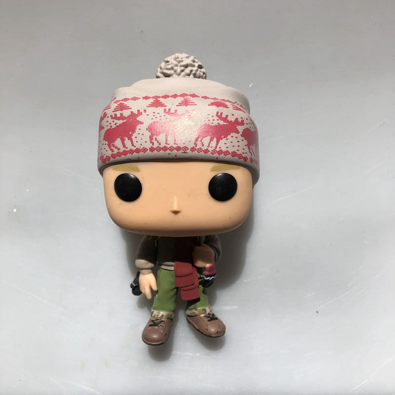 Funko POP HOME ALONE KEVIN Movie Action Figure Model Toys Children Gift 10CM