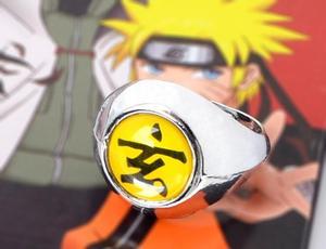 Image 5 - 1 sztuk moda Naruto Nagato ból Uchiha Itachi Hidan Deidara Orochimaru Akatsuki Deidara Cos pierścień figurka zabawka