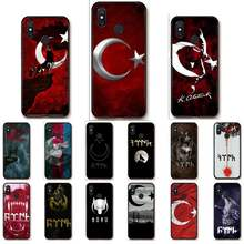 BabaiteFlag Turkey Istanbul Antalya mobile phone case for xiaomi redmi note 4x 4a 5 5a plus 6 6a pro s2 telephone accessories(China)